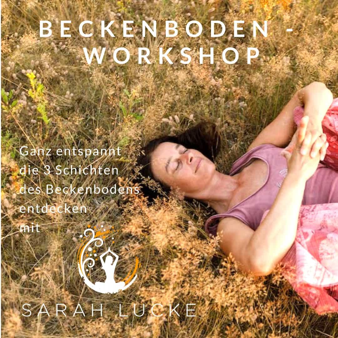 Beckenboden Workshop